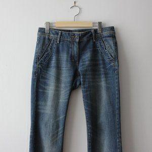 Sandwich Blue Skinny Jeans